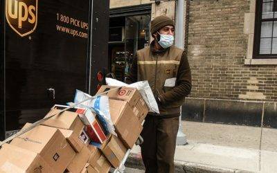 UPS ends ban on beards, natural hairstyles and gender-specific guidelines