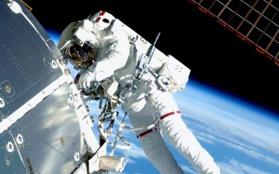 US Army-funded smart fabric collects dust on ISS
