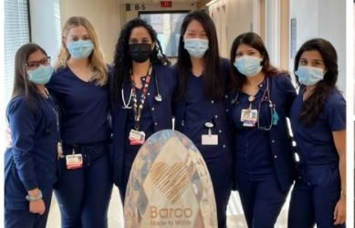 "Barco® Uniforms Announces ""Made to Matter"" Award Recipient"