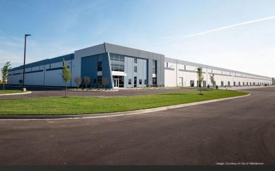 Cintas expands to Middletown with new distribution center