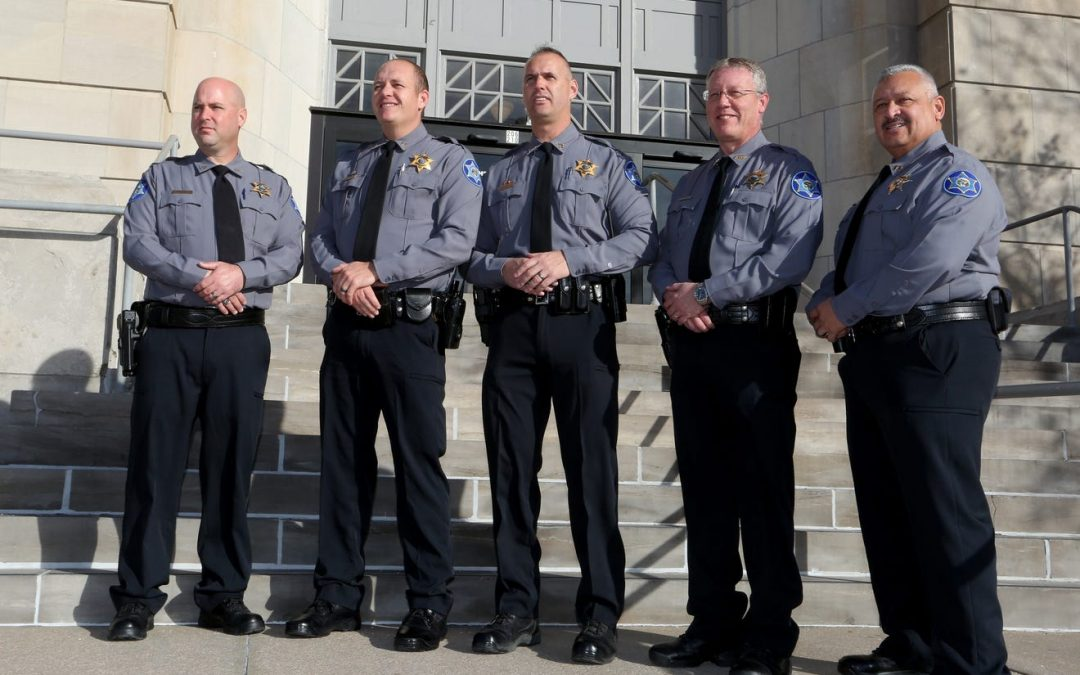 Reno County Sheriff's Office adopts new uniform colors