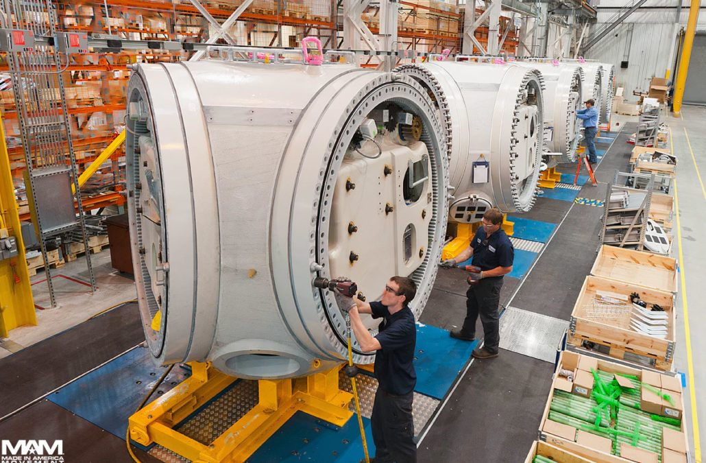 Reshoring of Manufacturing Increases in 2020