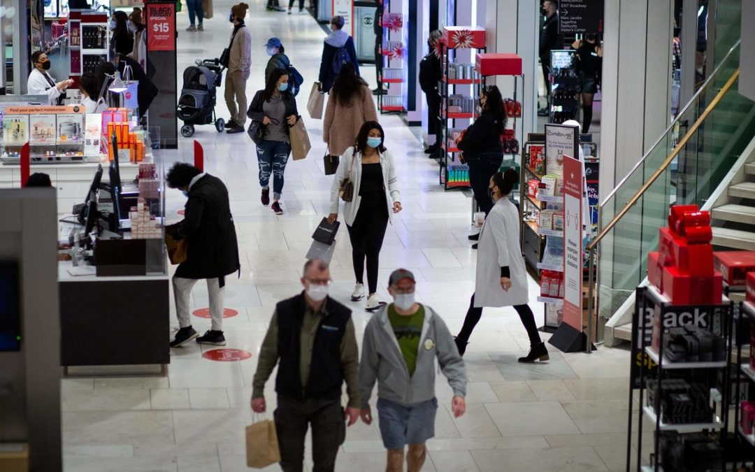 U.S. Retail Spending Declined The Most Since Historic Plunge In April