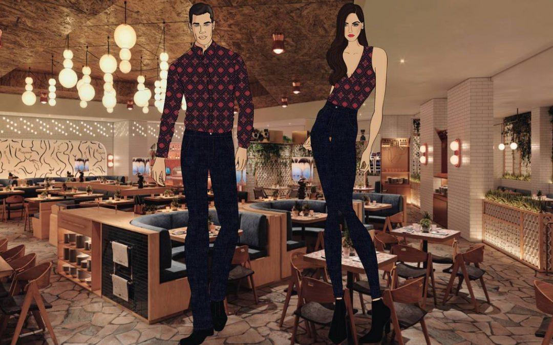 Virgin Hotels Las Vegas unveils exclusive new uniform designs