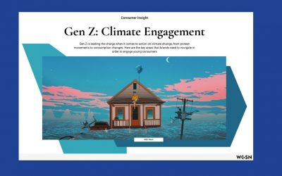 Gen Z: Climate Engagement Consumer Insight