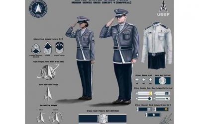 No, That Space Force Uniform Design on Social Media Isn't Real, Officials Say