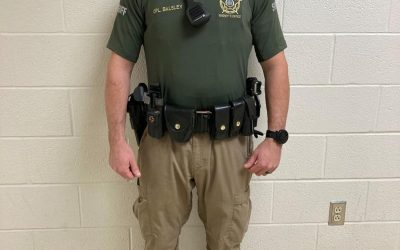Frederick County Sheriff's Office unveils new uniforms