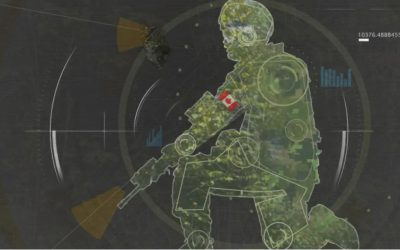 Military eyes adaptive camouflage, self-repairing clothing for future troops Social Sharing