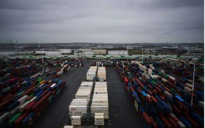 Pandemic aftershocks overwhelm global supply lines