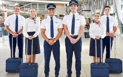 Rex Airlines shows off new planes and uniforms ahead of first Sydney-Melbourne flights