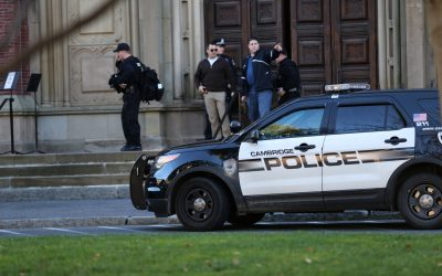 Cambridge Police to Retire Camouflage Uniforms, Reduce Weapon Inventory
