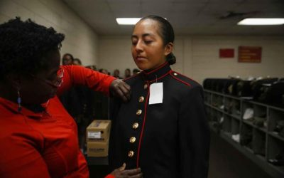 Yes, There Is a 'Pink Tax' on Women's Military Uniforms, Report Finds