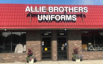 Allie Brothers Uniforms Celebrates 50 Years in Business
