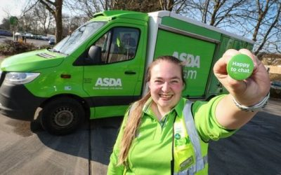 Asda making change to staff uniforms that could save shoppers' lives