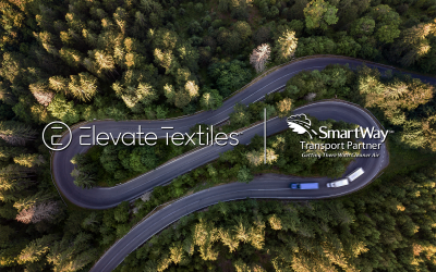 Elevate Textiles Furthers 2025 Sustainability Commitment through Smartway® Transport Partnership