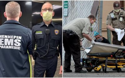 Hennepin EMS overhauls uniforms to distinguish themselves from police, sparking internal backlash