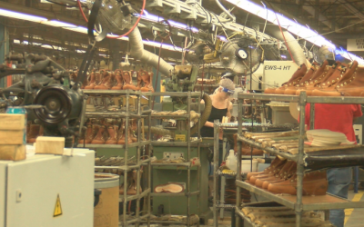 Weinbrenner Shoe Company set to expand amid pandemic