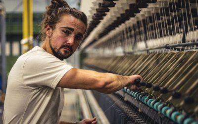 A yarn too good to believe: 20-somethings create American textile company in Jonesboro