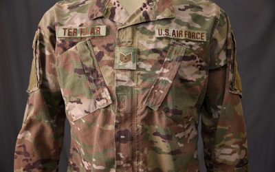 Air Force OCP uniform changes will become mandatory next month