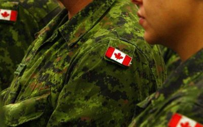 Canadian military selects new camouflage pattern – industry asked to make the new material