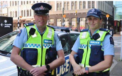 Police introduce casual alternative to 'cumbersome' uniform