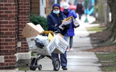 USPS Has Nearly Exhausted the $10B Congress Awarded It for COVID-19 Relief