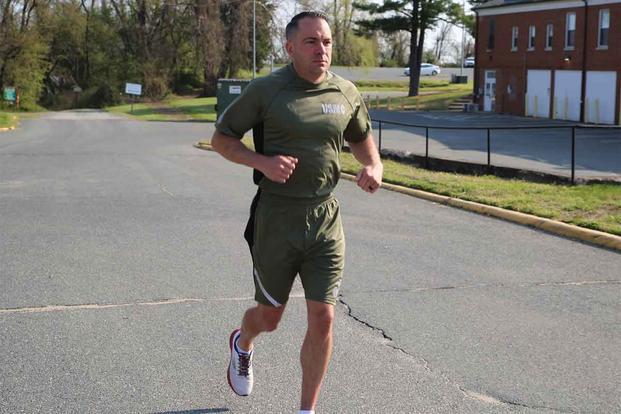 Marines Will Begin Testing New PT Uniforms this Summer