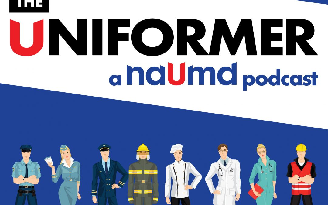 Introducing The Uniformer, a new podcast series from NAUMD