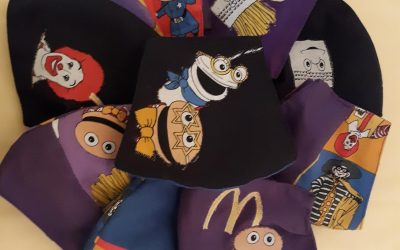 Way To Be Designs and McDonald's Team Up to Donate Over 230,000 Masks to Ronald McDonald House