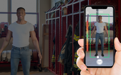 3DLOOK Launches Uniform Pro, a Digital Measuring, Fit and Size System for Uniforms