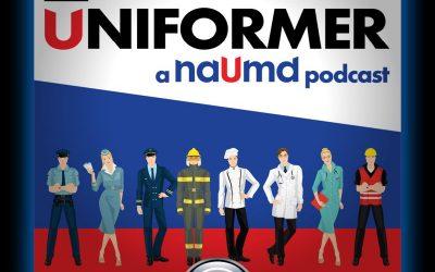 GALLS® CEO Mike Fadden Talks Business on NAUMD The Uniformer Podcast