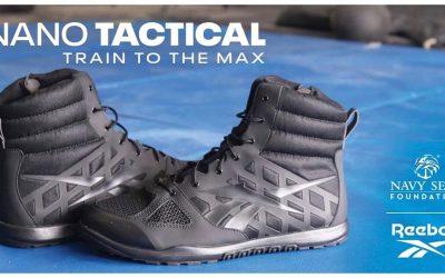 Reebok Introduces Nano Tactical Series for Tactical Footwear Market