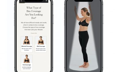 Sizer Technologies partners with Wacoal to launch the first of its kind bra-fitting app
