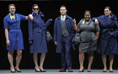 ACLU: Forcing Flight Attendants To Dress As Either Male Or Female Is Illegal
