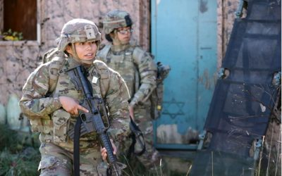 New body armor carrier, plates and female-focused designs headed to soldiers