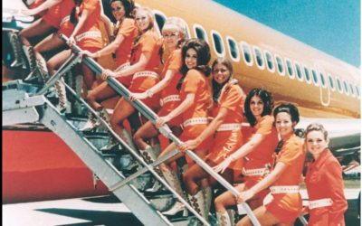 Hot Pants, Love Potions, and the Go-go Genesis of Southwest Airlines