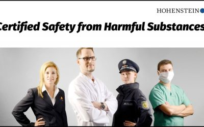 Certified Safety from Harmful Substances