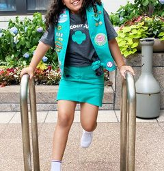 Girl Scouts of the USA to Launch More Sustainable Uniforms and New '90s-Inspired Apparel