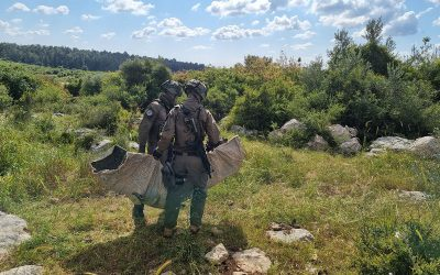Israeli Camouflage Tech Makes Soldiers 'Invisible'