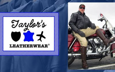 A Not-So-Man's World:  Breaking Barriers and Building the Business at Taylor's Leatherwear.