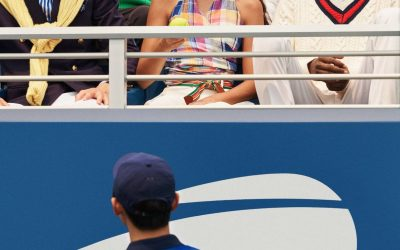Polo Ralph Lauren celebrates return of US Open with sustainable uniform