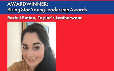 Rachel Patton Named Industry Rising Star, Young Leader