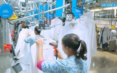 Crown Uniform & Linen Announces Innovation in Washing Technology
