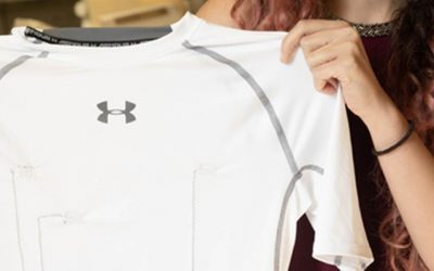 Smart Shirt Keeps Tabs on the Heart