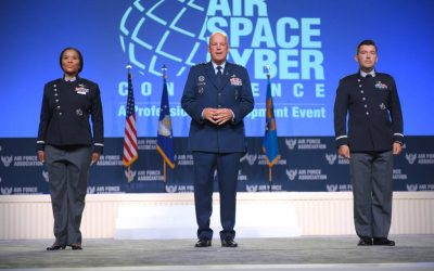 Space Force's New Uniforms, Insignia, Revealed