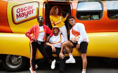 Oscar Mayer Drops 'Street Meat' Streetwear Line via Hot Dog Carts Nationwide
