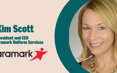 Kim Scott Named President and CEO of Aramark Uniform Services
