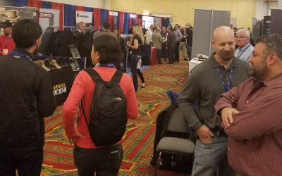 Smaller Convention Means More Opportunities to Engage